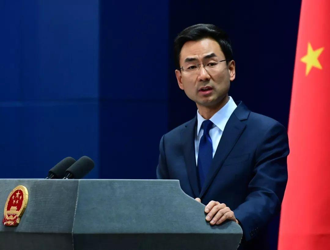 外交部:中俄印领导人一致认为 三国互为重要战略合作伙伴