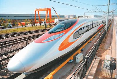 开通逾两月 广深港高铁香港段运行顺畅