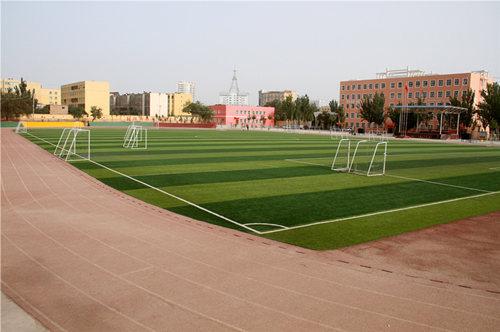 喀什市委、市政府加大对教育事业的投入,部分中小学新建了塑胶操场。.jpg