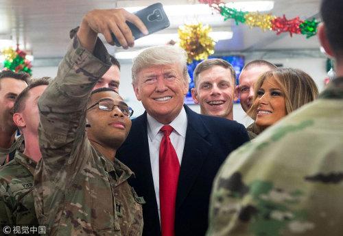 """5200名美军留守伊拉克,暴露美国""""醉翁之意"""""""