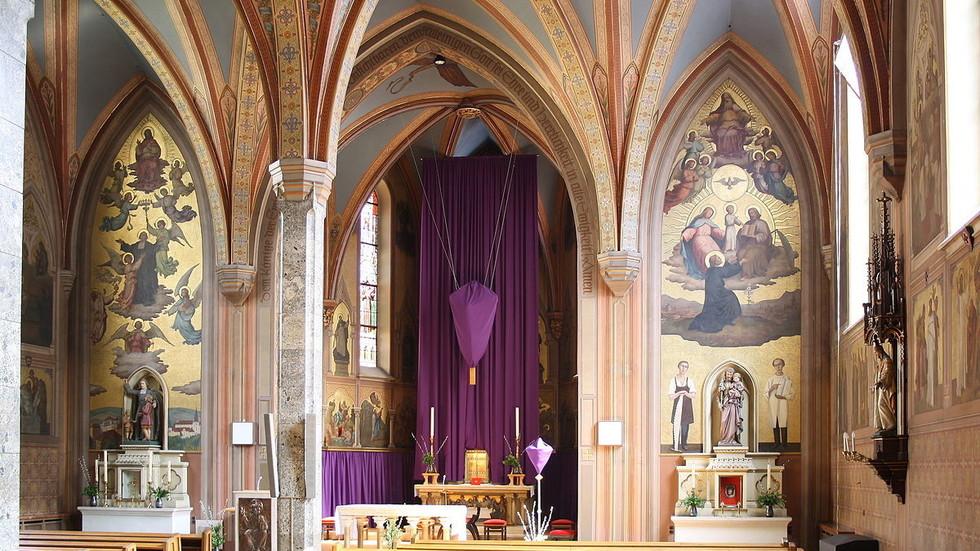 维也纳修道院遭抢 袭击中有5名僧侣受伤
