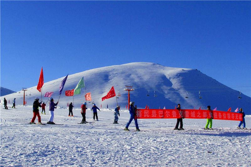 裕民县2019冬季冰雪旅游文化活动精彩纷呈