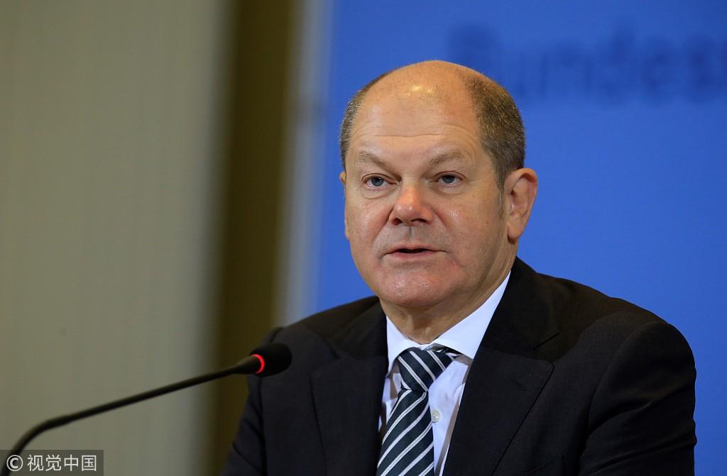 德国副总理率先表态有意角逐下任总理