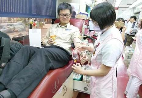 """全台血库拉警报 新北市府号召民众捐""""热血"""""""