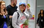 沙特逃亡少女抵达多伦多