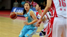 首钢女篮主场胜福修提前锁定季后赛