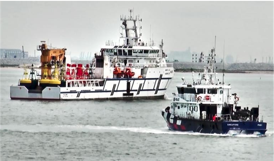 新加坡指责马来西亚船只经常非法侵入其海域
