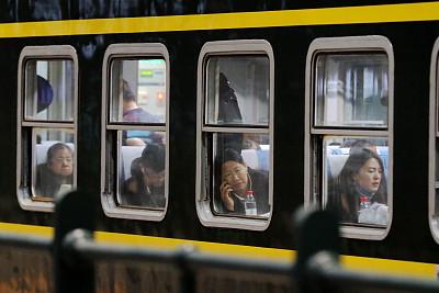 2019春运·铁路 增开旅客列车599列
