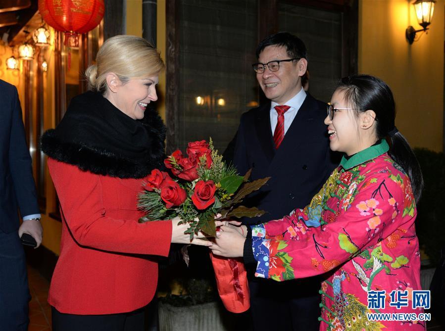 外国政要祝贺中国农历新年