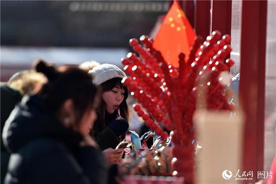 北京:游故宫 过大年