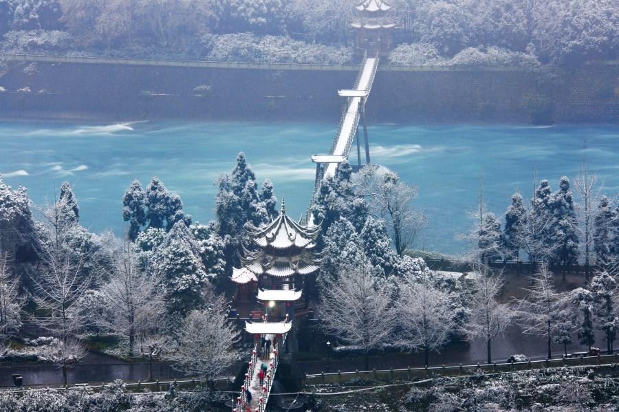 冬韵夫妻桥