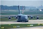 美总统专机抵达河内