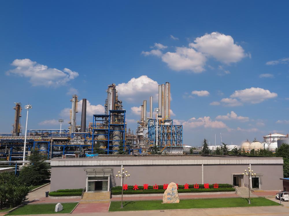 中国石油长庆石化公司按下高质量发展快进键