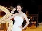 佟丽娅亮相活动白裙吸睛