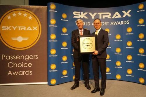 香港入境处获2019年全球最佳机场出入境服务大奖