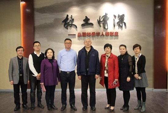 中国侨联赴泉调研  肯定侨联基层信息化建设工作