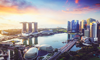 新加坡财政预算重视科技
