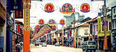 品本地风味 新加坡定制路线带外国旅客探索邻里