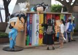 """香港动漫乐园""""加料"""":新增17个角色可AR拍照"""