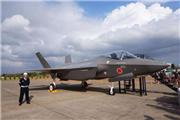 日F-35A曾兩度因故障緊急著陸