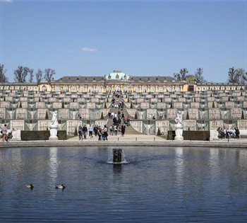 世界園林巡禮——德國波茨坦無憂宮