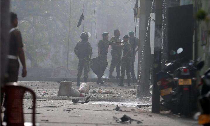 外国极端势力卷入爆炸案?斯里兰卡寻求国际惩凶