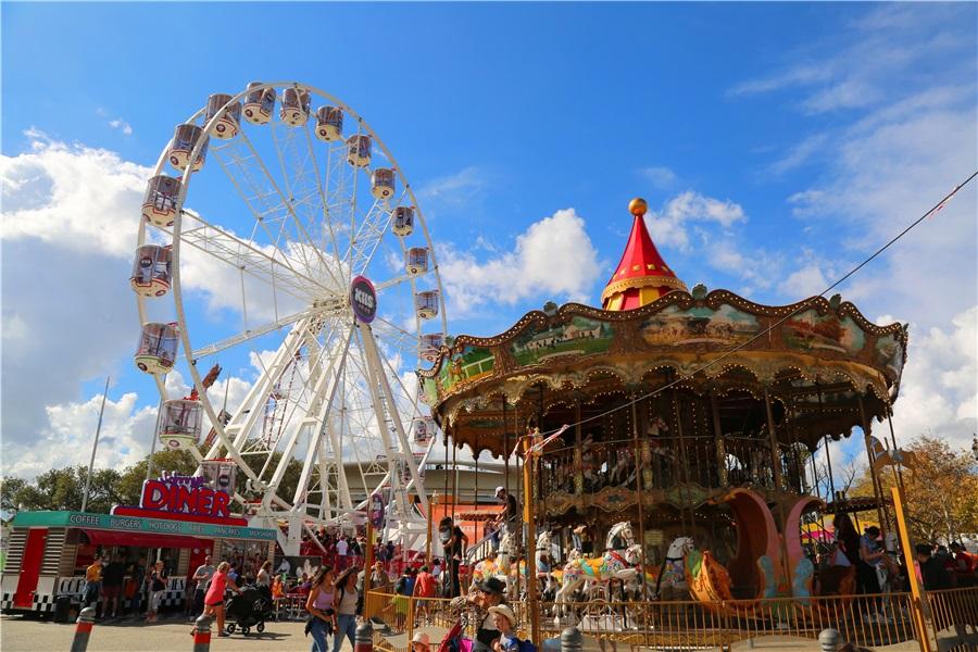 悉尼皇家复活节展热闹非凡 90万人共享节日长假
