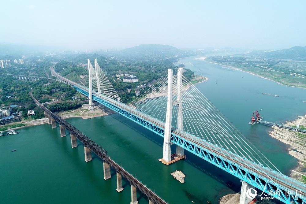 功成身退!重庆首座长江大桥正式退役