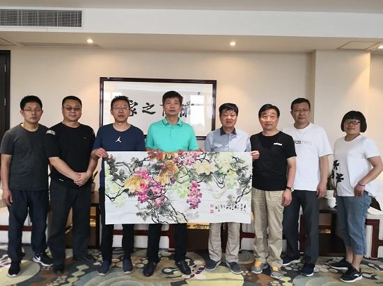 宿州市侨联与市经济发展研究会联合考察柬埔寨
