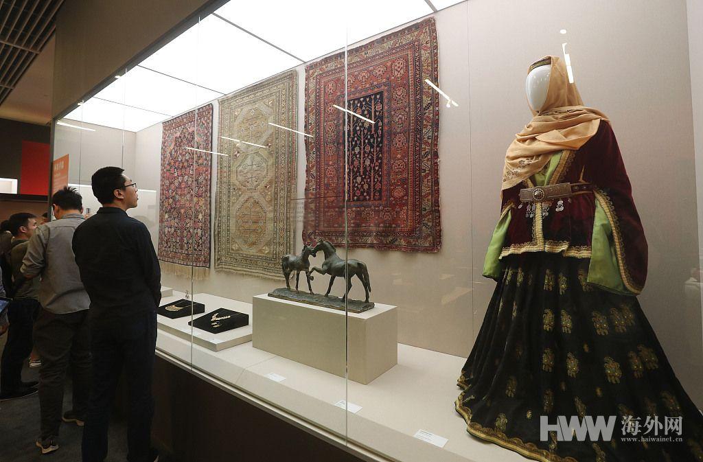 大美亚细亚!亚洲文明展在中国国家博物馆开幕