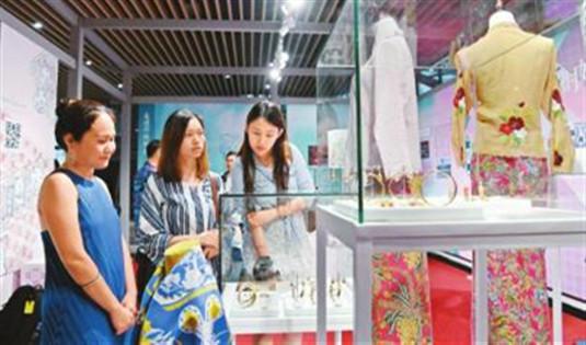新加坡美食文化旅游主题日活动在成都博物馆开幕