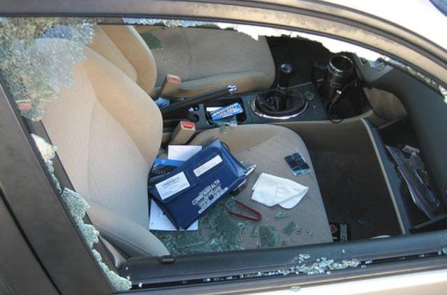 驻洛杉矶总领事馆提醒:砸车偷盗频发,当心财物安全