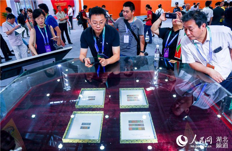 中国2019世界集邮展览在汉开幕大批珍品首次展出