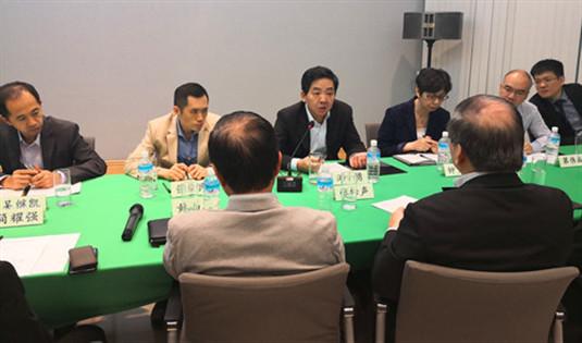 驻新使馆举办世界经济形势与中新经贸合作座谈会