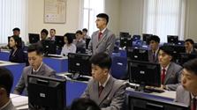 记者探访朝鲜最高学府 37岁副教授用中文教历史