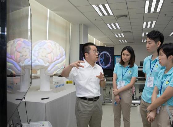 中科院为49名香港大学生提供全方位实习指导