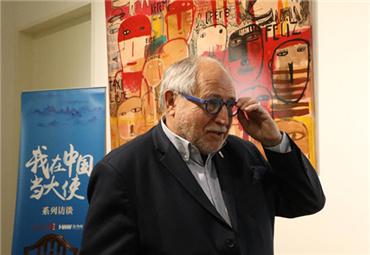 阿根廷驻华大使:盖铁戈