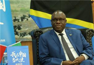 坦桑尼亚驻华大使:姆贝尔瓦·凯鲁基