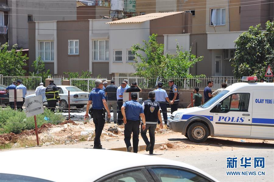 土耳其边境地区汽车爆炸致3人死亡