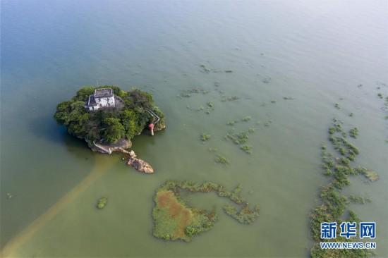 鄱阳湖水位超警戒