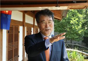 韩国驻华大使:张夏成