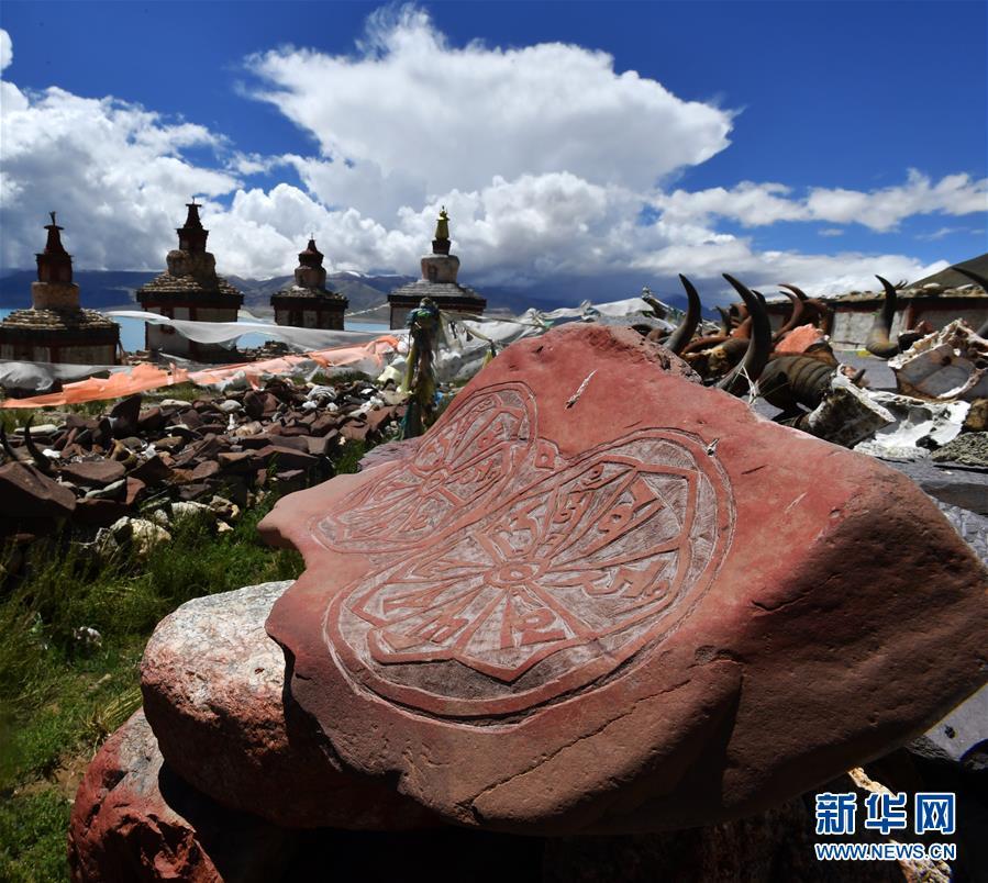 西藏那曲市:羌塘国家级自然保护区风光美