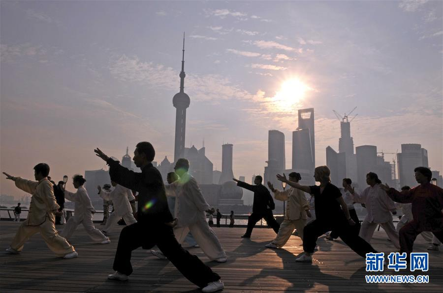 奔跑吧,健康中国——全民健身在路上