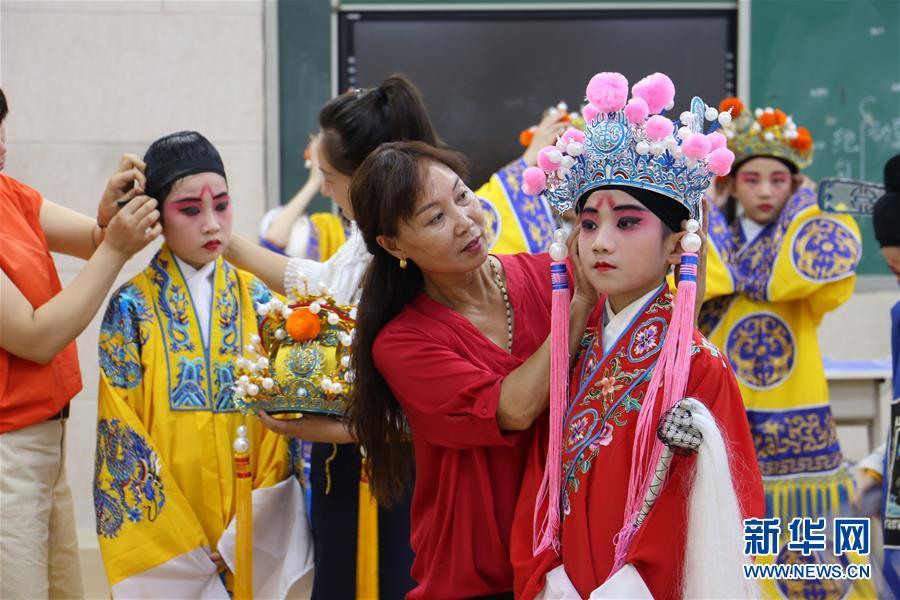 河北邯郸:乡土文化润暑假