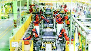 """迈赫机器人迈向""""智造""""高端 新旧动能接续转换"""