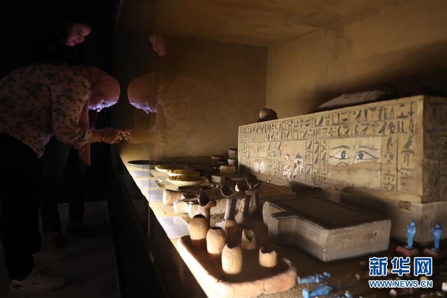 埃及坦塔博物馆时隔19年后再次开放