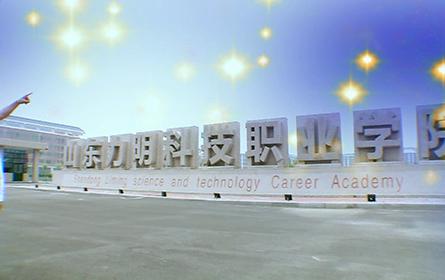 追梦——山东力明科技职业学院