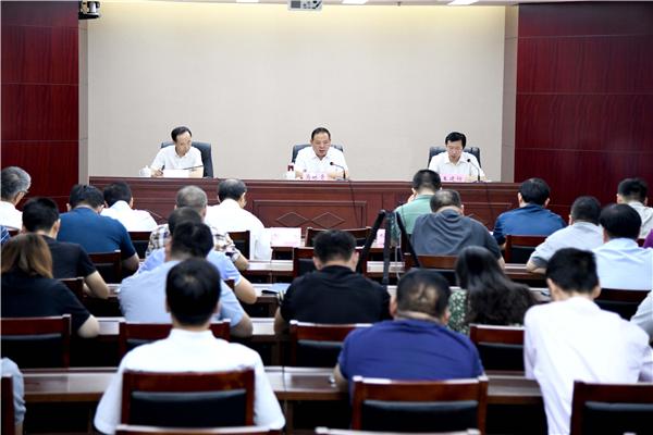 河南省政府食安办召开学校食品安全监管工作会议