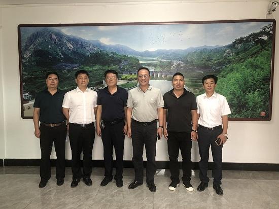 锦州福建商会助贵丰置业赴辽宁绥中投资洽谈