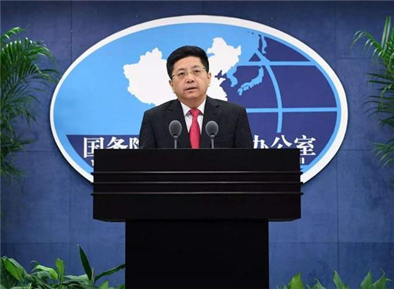 国台办发布会回应两岸热点议题 批民进党当局打压两岸交流